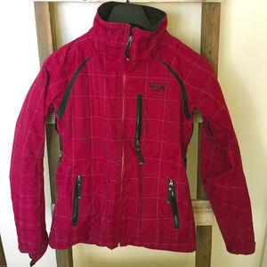 Mountain Hardwear Fleece Insulated SnowboarJacket